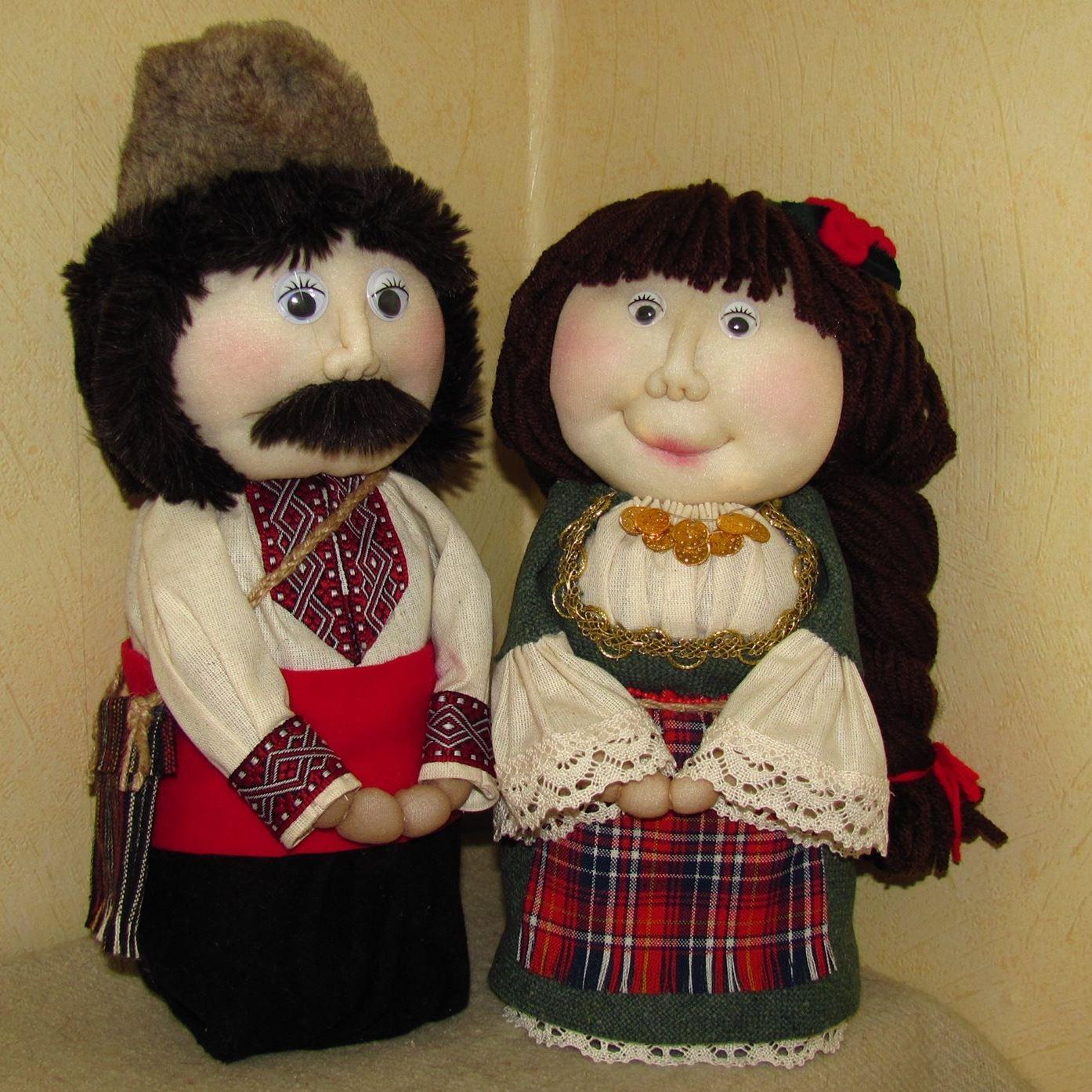 Куклите на Мария